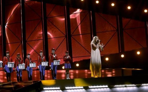 DR og TV2 i musikopgør! melodi grand prix, eurovision, top charlie,