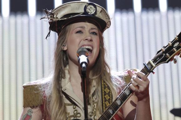 Soluna nød ikke Eurovisionen! soluna samay, emmelie de forest, eurovision, melodi grand prix,