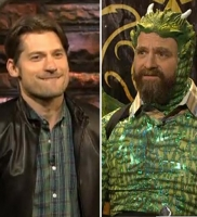 Coster-Waldau i stort tv-show! nikolaj coster-waldau, game of thrones, saturday night live,