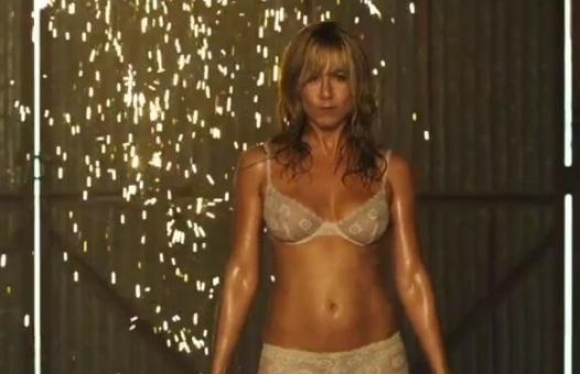 Jennifer Aniston stripper! jennifer aniston, we\\\\\\\'re the millers,