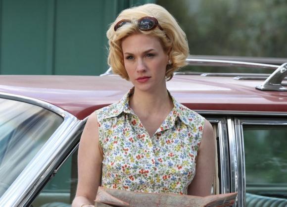 Mad Men-Betty topløs i ny film! mad men, january jones, sweetwater,