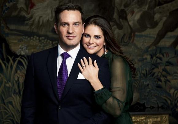 Brøler i royalt bryllup! madeleine, royalt bryllup,