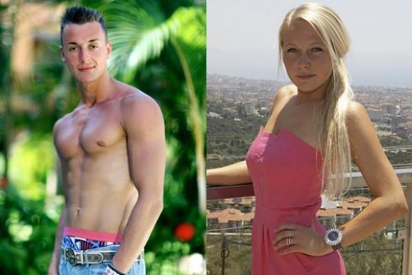 Reality-par skal være forældre! fristet, paradise hotel, nadia johansen, nick bisgaard,