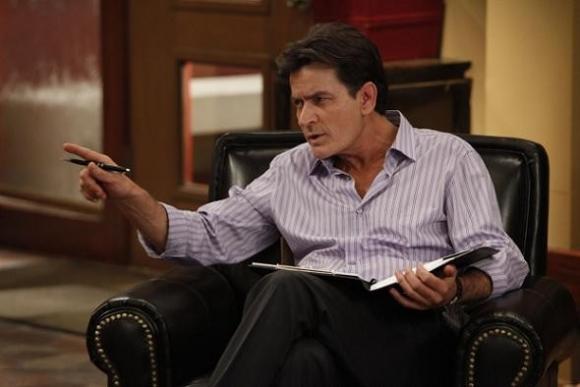 Charlie Sheen: Nessie frygter mig! charlie sheen, machete kills,