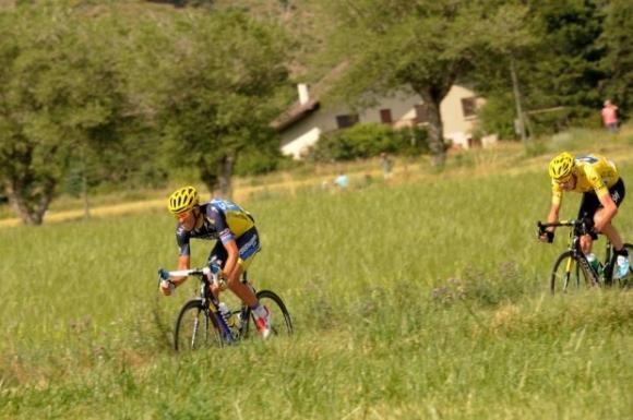 Froome: Utilfreds med Contador! chris froome, alberto contador, tour de france,