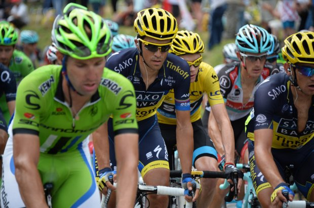 Blodig Tour-etape overstået! tour de france, jacob fuglsang, chris froome,
