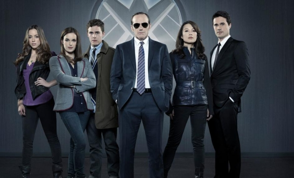 Kanal 5 introducerer nye superhelte! kanal, agents of shield, the avengers,