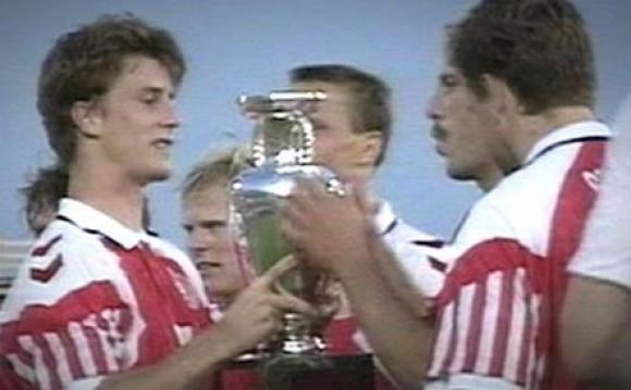 Danmark mod ny EM-triumf på DR1! danmark, em 1992, em 2013,