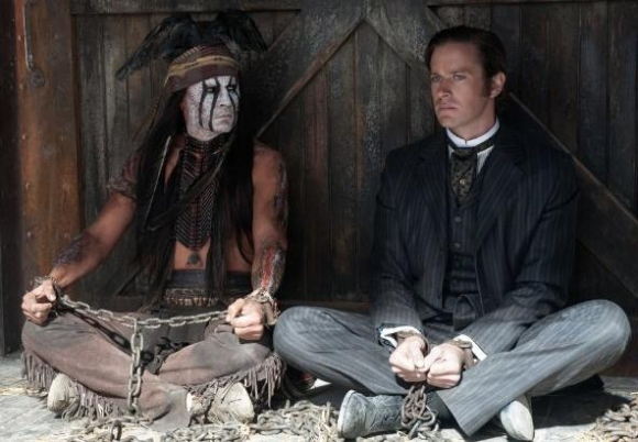 Disney taber 1 milliard på Depp-film! disney, johnny depp, the lone ranger,