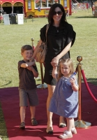 USA vild med Frederik & Marys børn! frederik, mary, isabella,