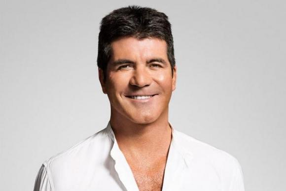 Cowell udtaler sig om faderskab! simon cowell, lauren silverman, x factor,