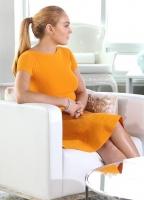 Lohan bekender p� dansk tv! lindsay lohan, oprah winfrey,