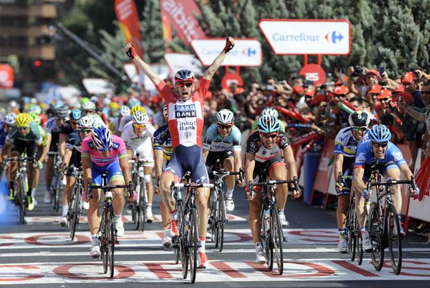 Dansk Vuelta sejr! michael mørkøv, vuelta a espana, cykelsport