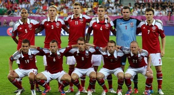 Drama for landsholdet! landsholdet, fodbold