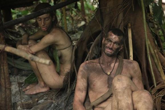 De skal overleve uden tøj! naked and afraid