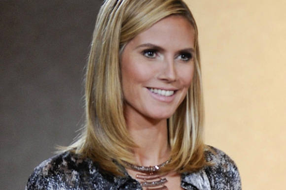 Heidi Klum er blevet borgmester! heidi klum
