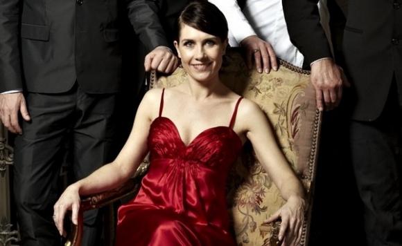 Mia Lyhne: VMD ændrede mit liv! mia lyhne, thomas evers poulsen, vild med dans