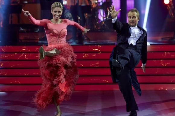 Uffe Holm: Thomas Ernst er grim! vild med dans, uffe holm, thomas ernst