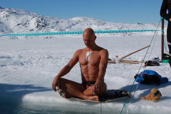 Severinsen: 250 meter under isen! Stig Åvall Severinsen