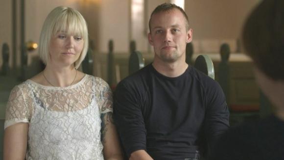 I aften afsløres det: Forbliver de gift! gift ved første blik