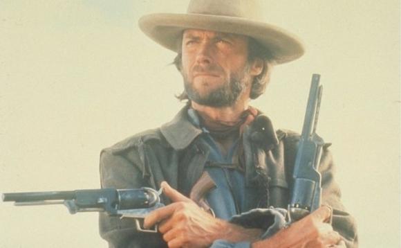 Clint Eastwood skal skilles! clint eastwood, dina eastwood
