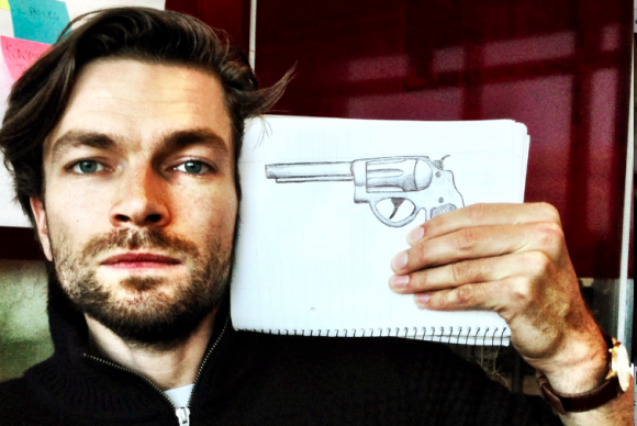 Revolver, ny satire med Thomas Skov! revolver, thomas skov, dr, dr3,
