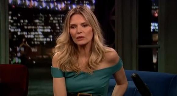 Michelle Pfeiffer: Jeg var med i en sekt! michelle pfeiffer