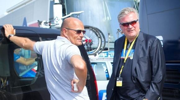 Saxo Bank Lars i angreb på dansk presse ! saxo bank, lars seier, bjarne riis, cykling,