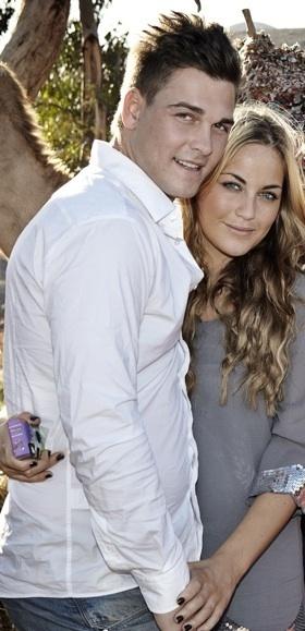 Amalie og Peter sammen igen !! amalie, peter, paradise hotel,