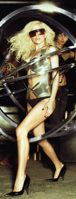 Gaga: Smidt af Youtube ! lady gaga, gossip, tvguide.dk, youtube