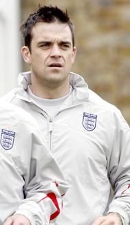 Robbie: Vi må gøre det igen ! Robbie Williams, Take That, Tvguide.dk, gossip