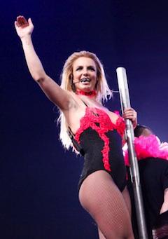 Den Britney kender vi slet ikke ! Britney Spears, Britney, tvguide.dk, lap dance,
