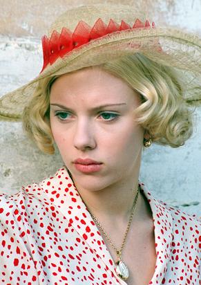 Scarlett Johansson: Nu som sexkilling ! Scarlett Johannsson, gossip, tvguide.dk