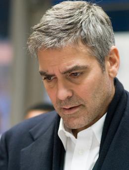 George Clooney går imod Facebook ! George Clooney, Elisabetta Canalis, tvguide.dk, gossip