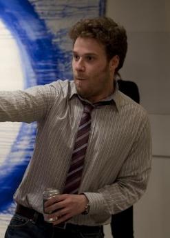 Seth Rogen: Klassens klovn gifter sig ! Seth Rogen, tvguide.dk