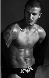Beckham tjener 2,2 million om dagen ! David Beckham, Victoria Beckham, tvguide.dk, gossip