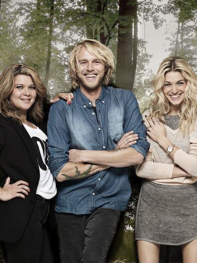 TV2 satser: Nu med spritnye værter ! Sara Bro, Felix Smith,
