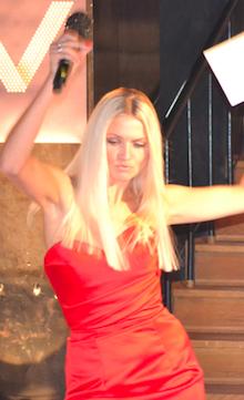 'Vild med dans': Vild med sex ! Vild med dans, Nikolaj Hübbe, Eva Nabe Poulsen, Ali Agami.