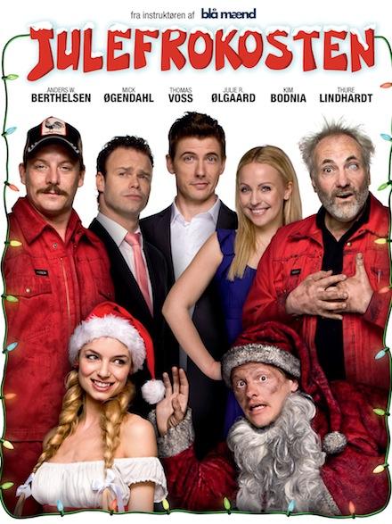 Stjernespækket Tv-premiere i aften: Julefrokosten !  tv2, Julie Ølgaard,Dick Kaysø, Kim Bodnia, Thure Lindhardt, Martin Brygmann, Anne-Grethe Bjarup Riis, Janus Dissing