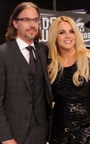 Britney Spears skal giftes igen!  Britney Spears, Jason Trawick,