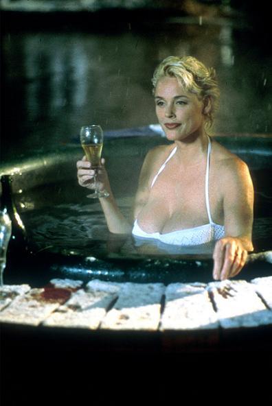 Brigitte Nielsen i bilulykke! Brigitte Nielsen, Stallone,