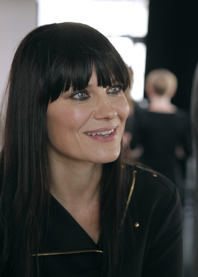 Rosendahl vil være nøgen i X Factor! Pernille Rosendahl, X Factor,