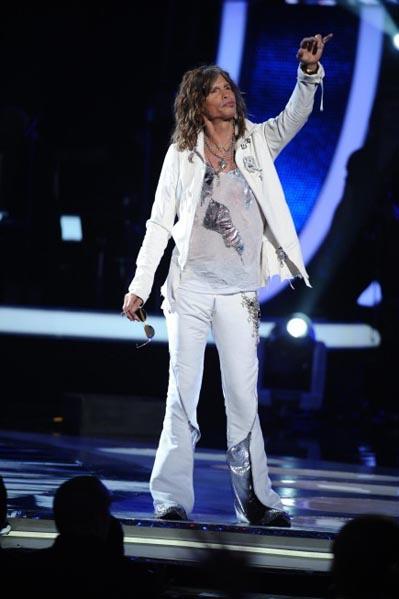 Steven Tyler skal giftes for tredje gang! Steven Tyler, Aerosmith, American Idol,