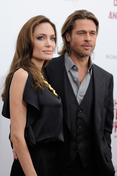 Pitt og Jolies bandeord koster formue! Angelina Jolie, Brad Pitt,