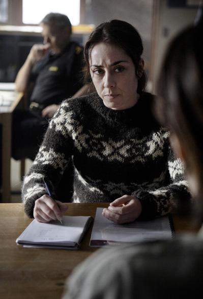 Gråbøl er Englands sejeste detektiv! Sofie Gråbøl, Sarah Lund, Forbrydelsen,