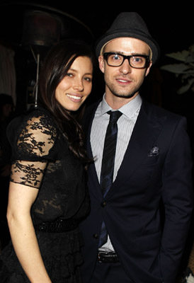 Timberlake og Biel forlovet! Justin Timberlake, Jessica Biel,