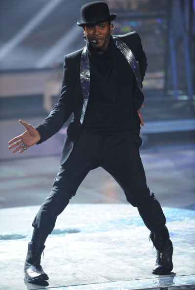 Usher underviser Beckhams børn! Usher, Beckham,