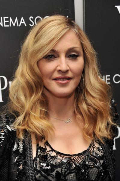Madonna: Lady Gaga tog min sang! Madonna, Lady Gaga,