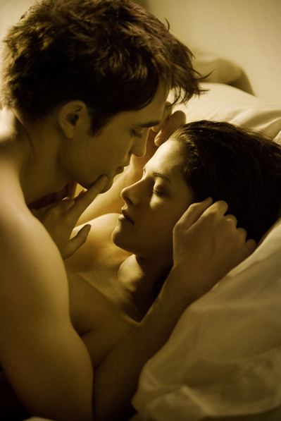 Pattinson i usexet g-streng i Twilight! Robert Pattinson, Kristen Stewart, Twilight,