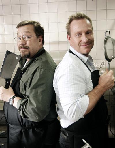 Medina og Rasted vil banke kokke! Medina, Søren Rasted, Price, Aqua, Danmarks Indsamling,